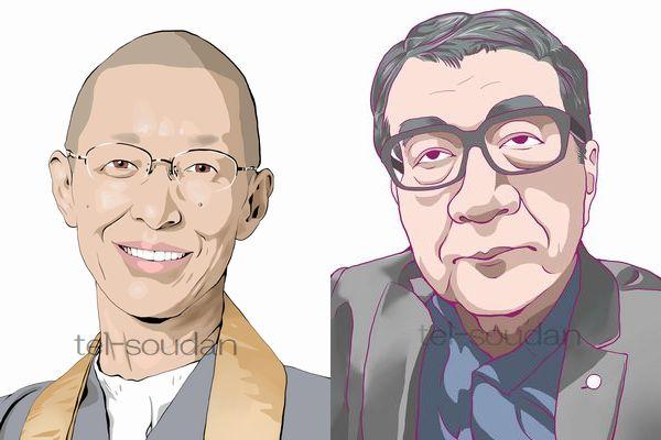 玉置妙憂・高橋龍太郎